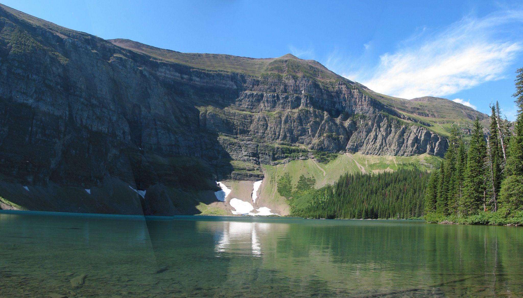 Wall Lake, Canada