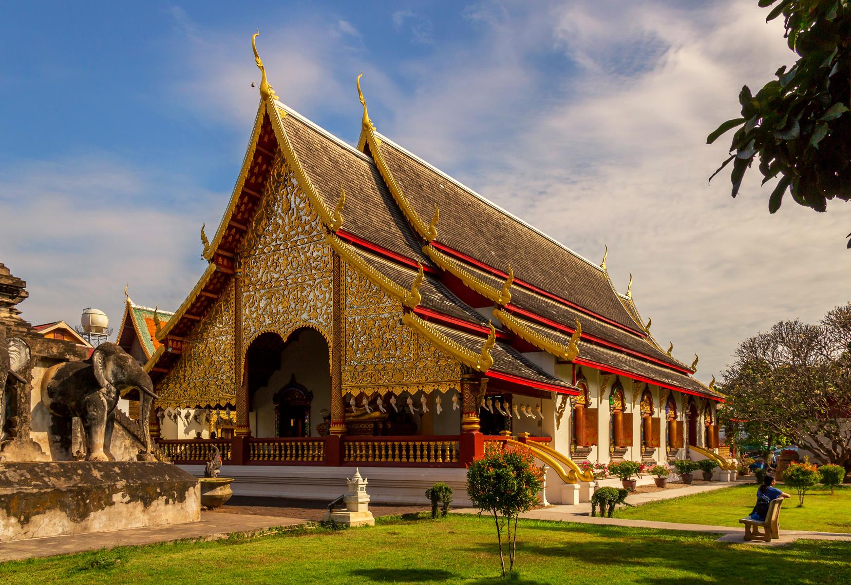 Wat Chiang Man, Thailand