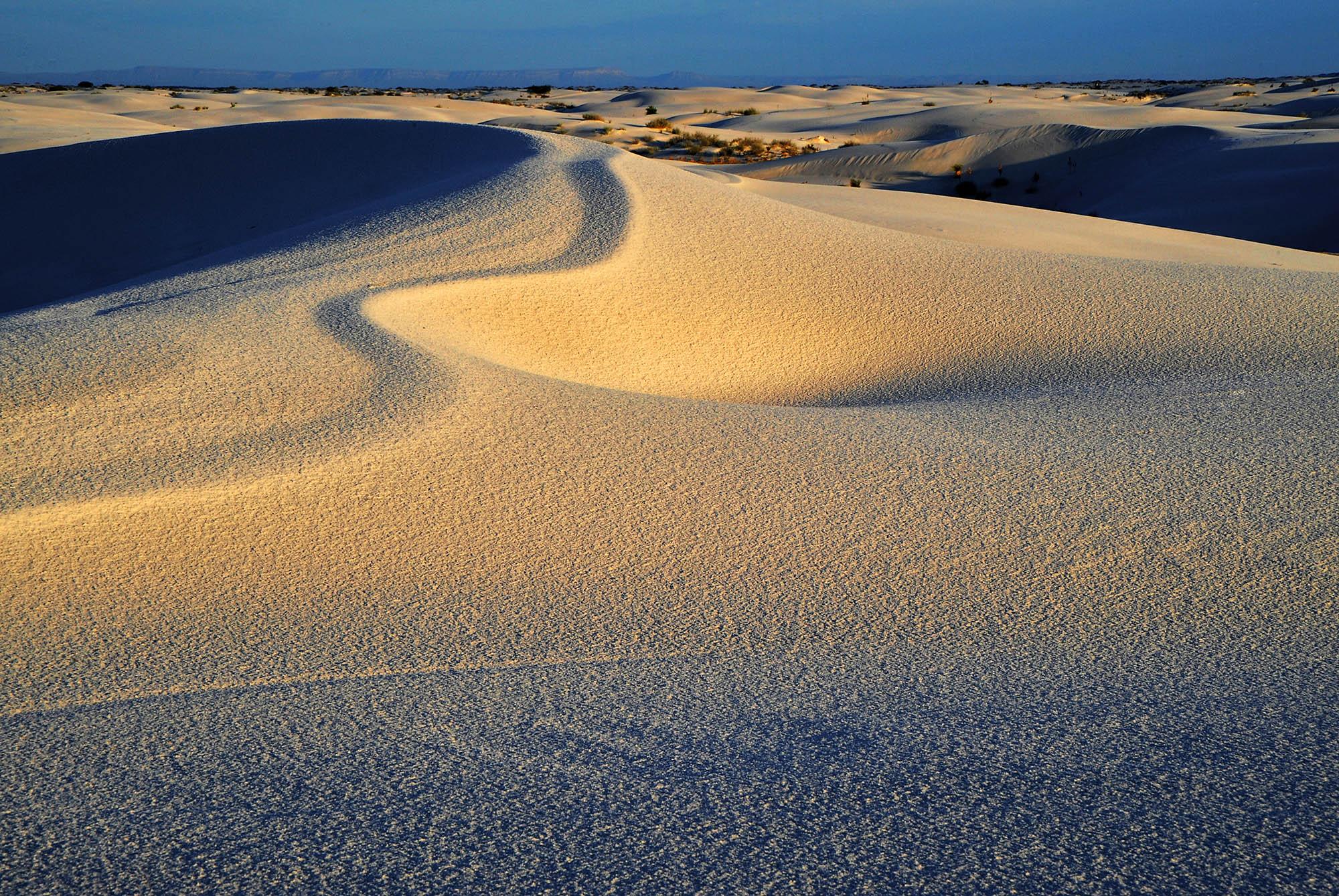 White Sands, USA