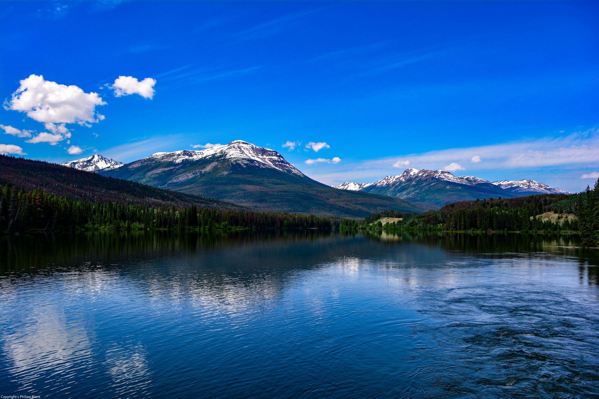 Yellowhead Lake, Canada