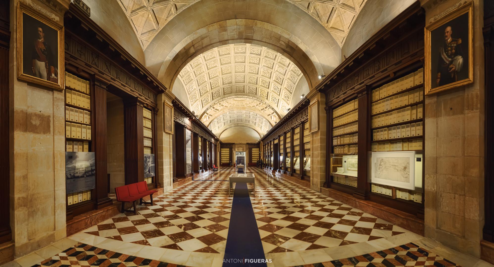 Archivo General de Indias, Spain