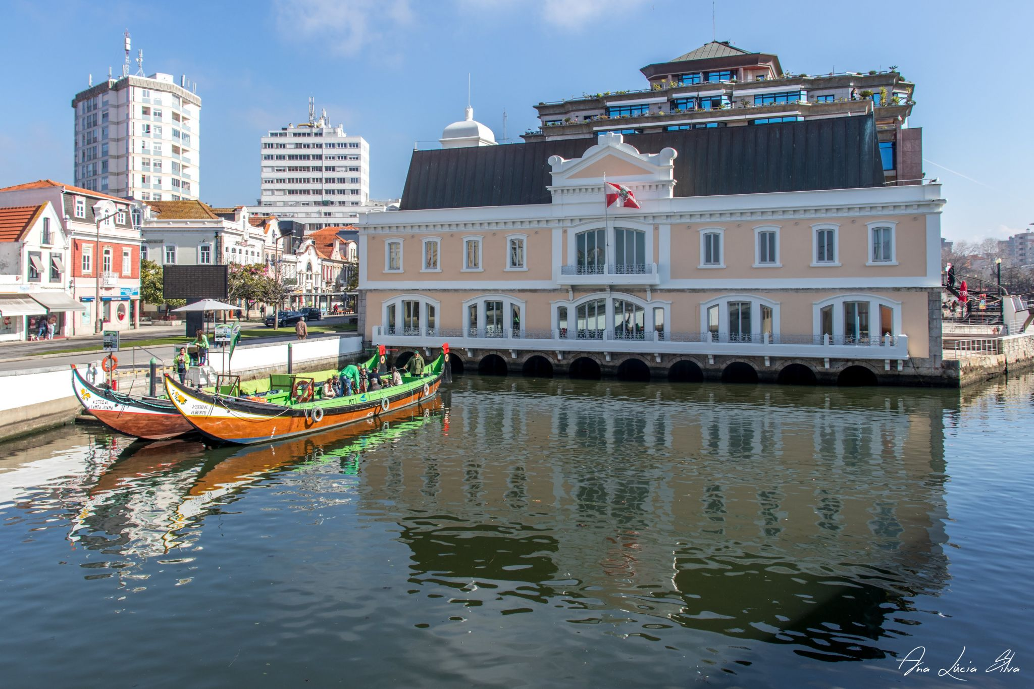 Assembleia Municipal de Aveiro - Edifício da Capitania, Portugal