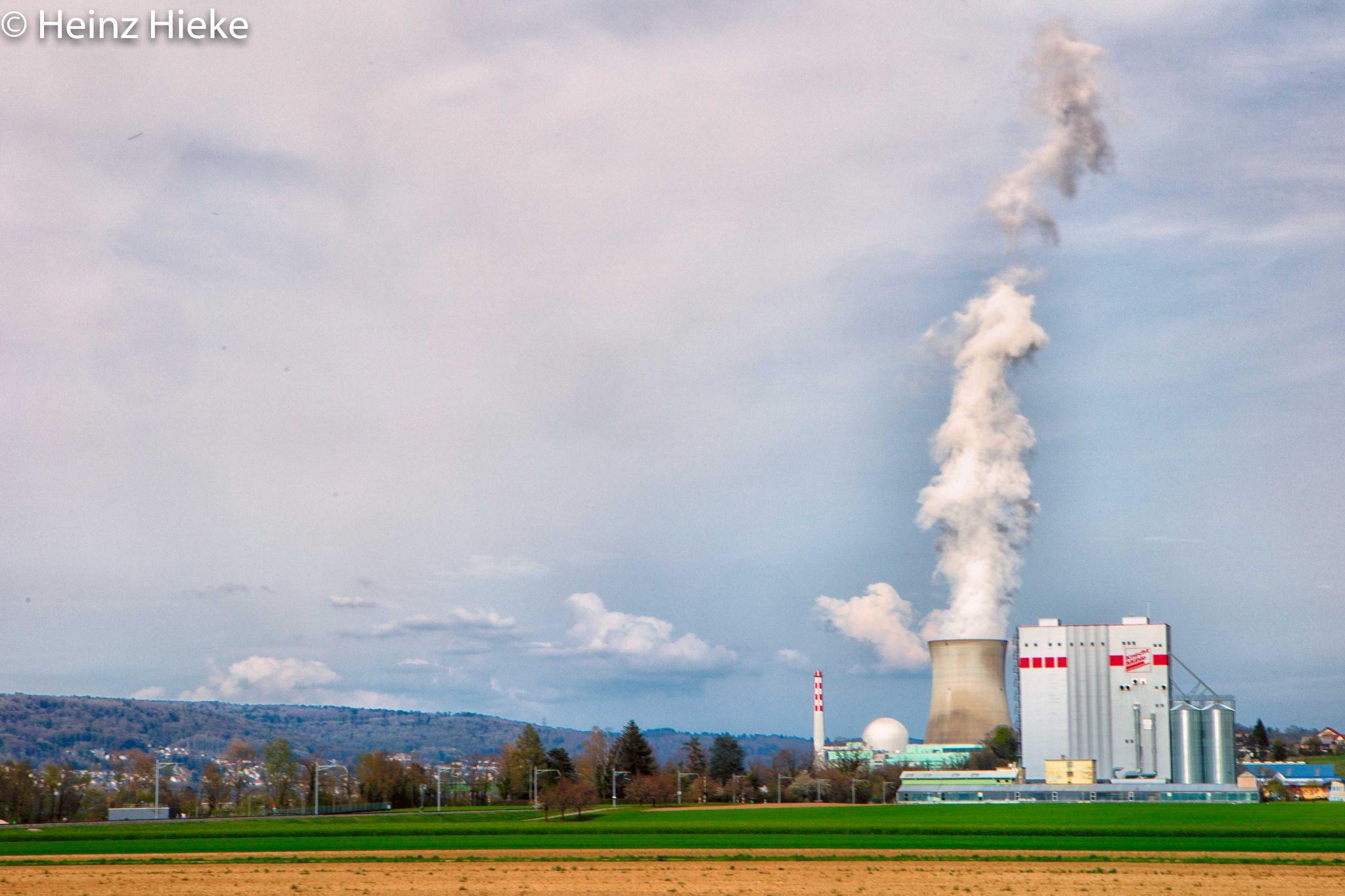 Atomkraftwerk Leibstadt, Switzerland