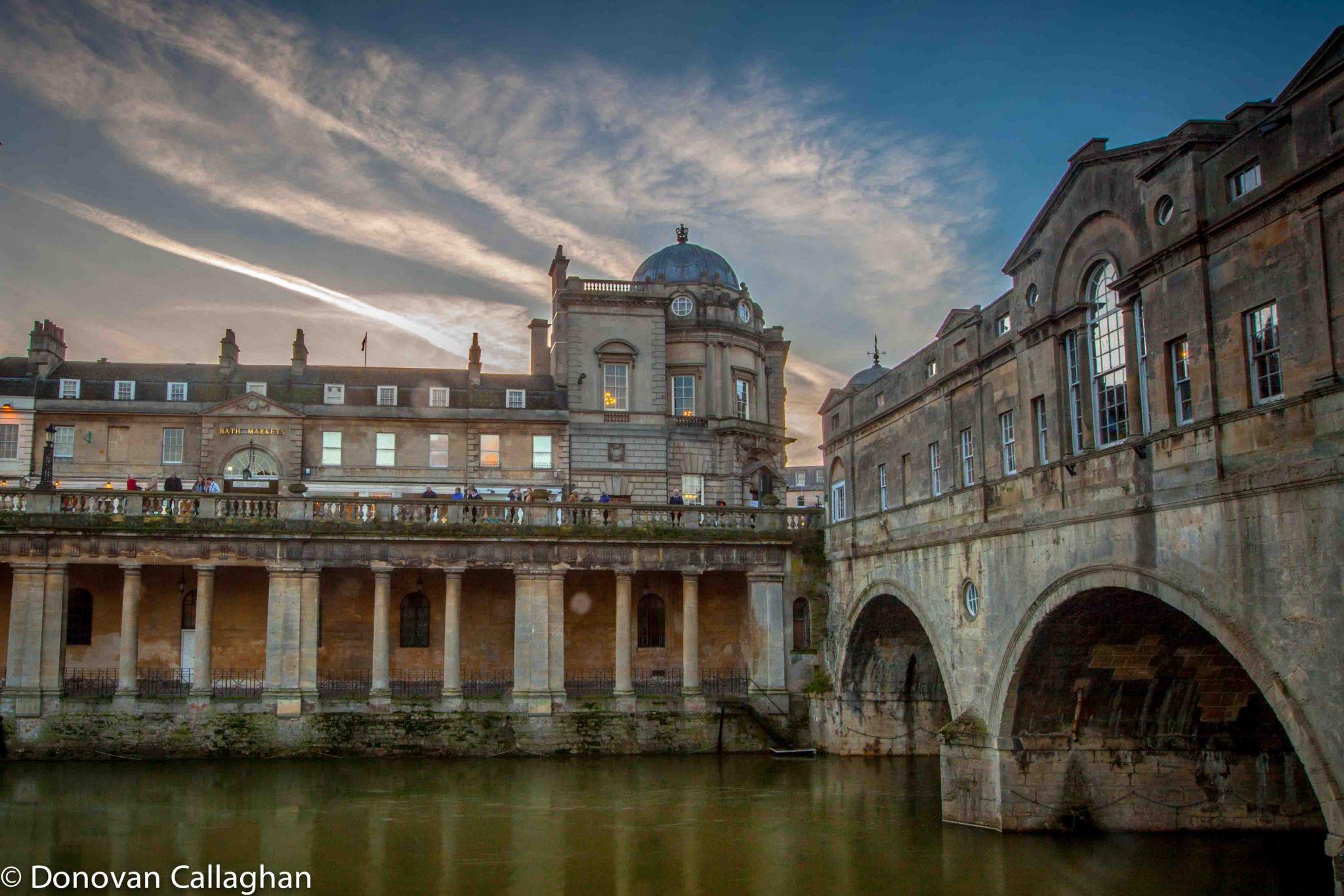 Avon River Bath, United Kingdom