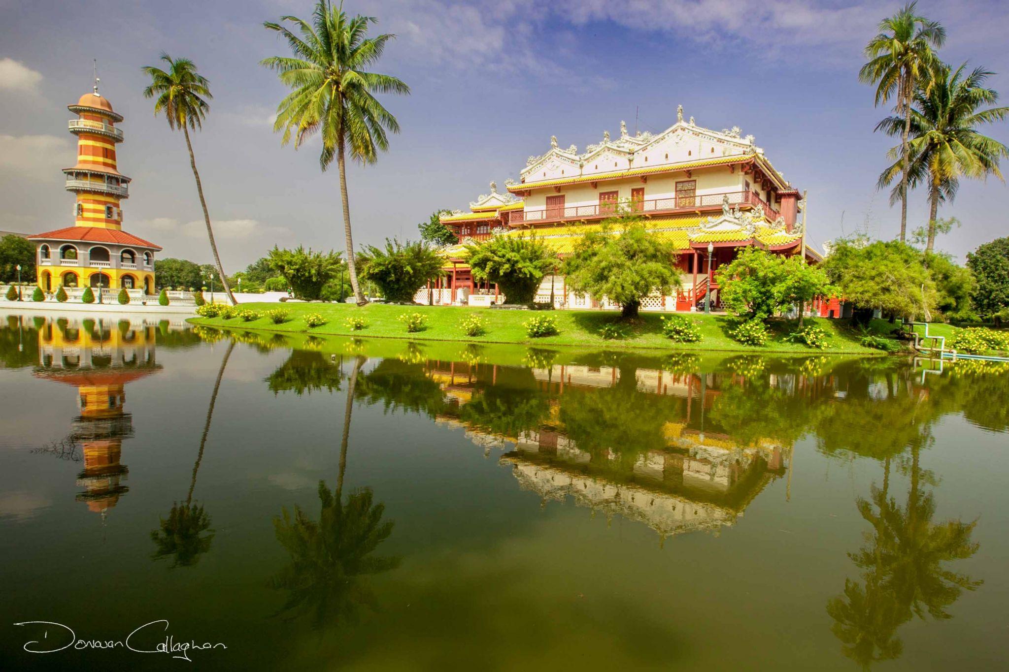 Ayutthaya Bang Pa-In Summer Palace, Thailand