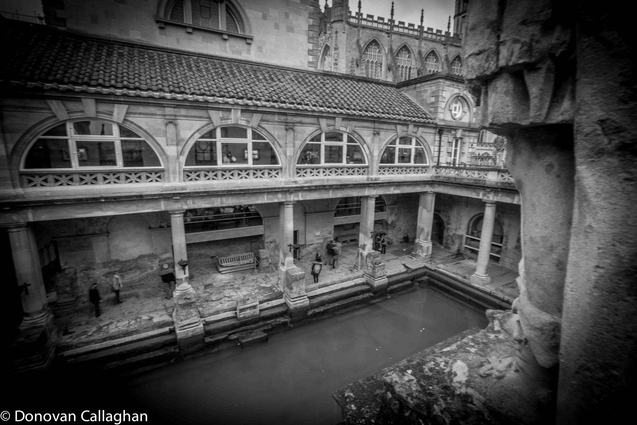 Bath Roman Baths, United Kingdom