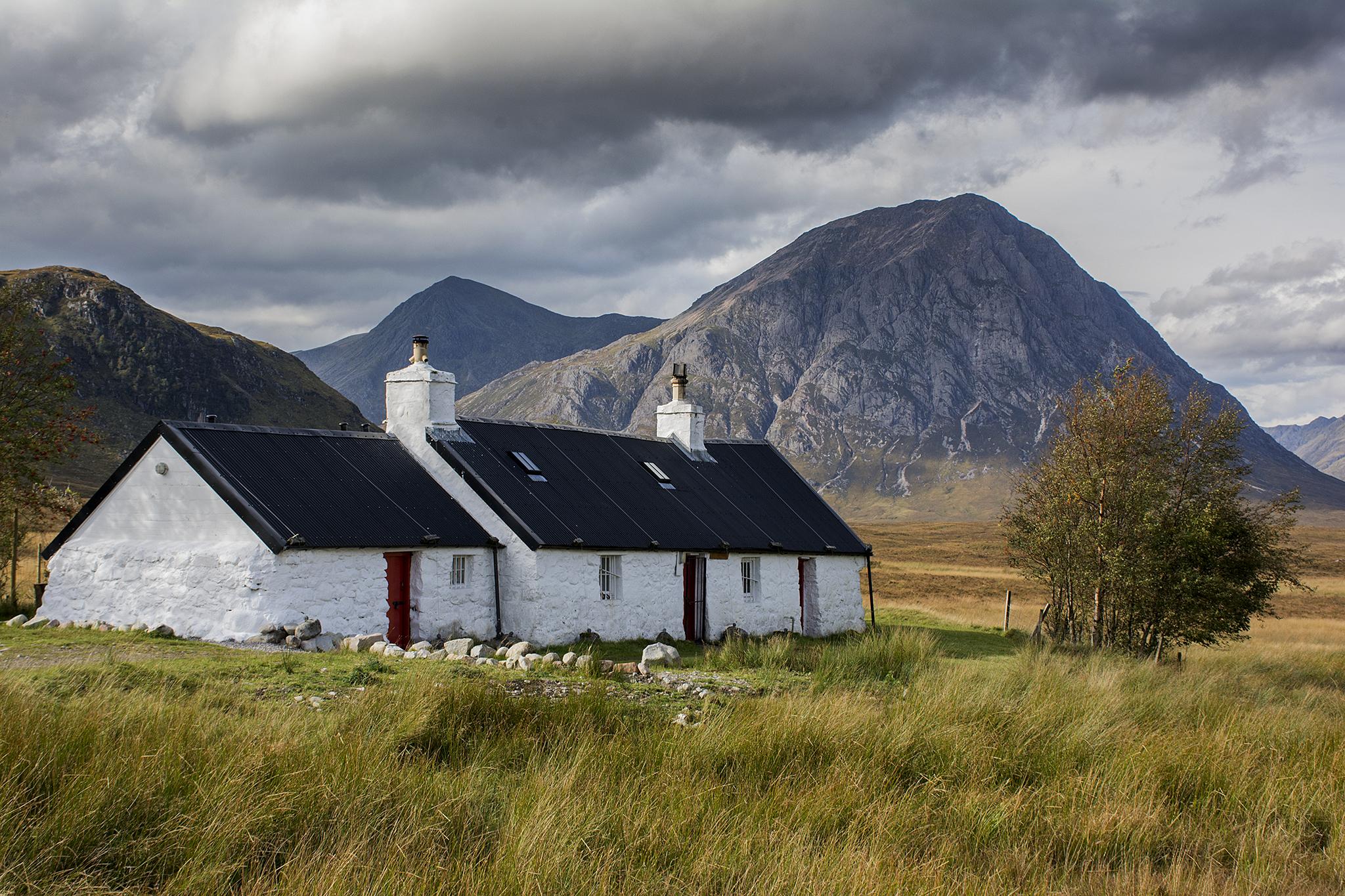Black Rock Cottage, Scotland, United Kingdom