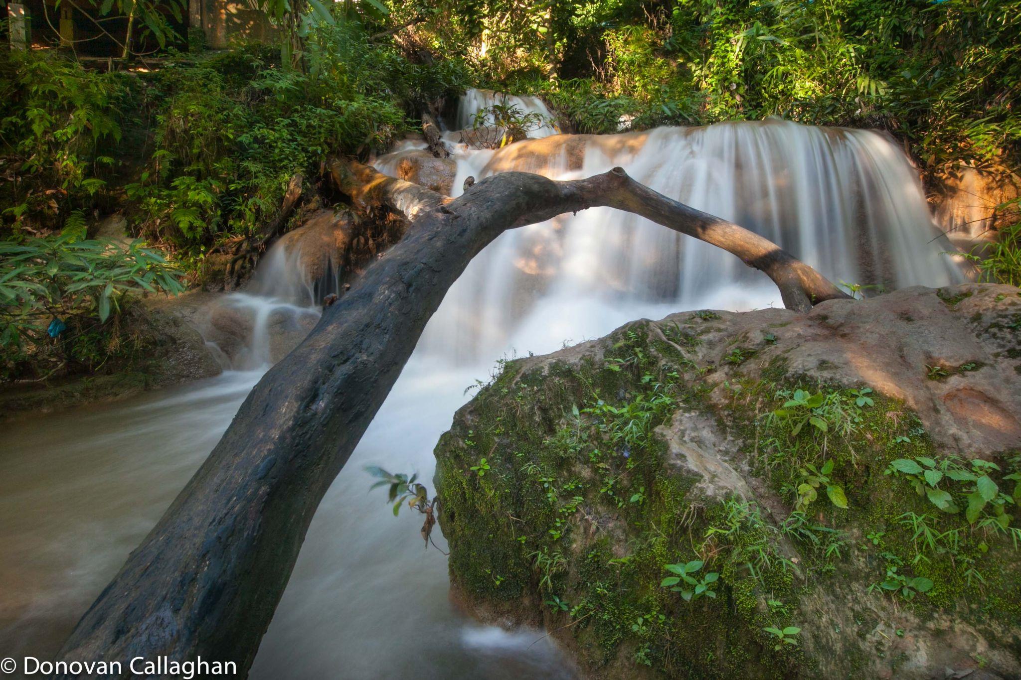 Chiang Mai Maetaman accom Waterfall, Thailand