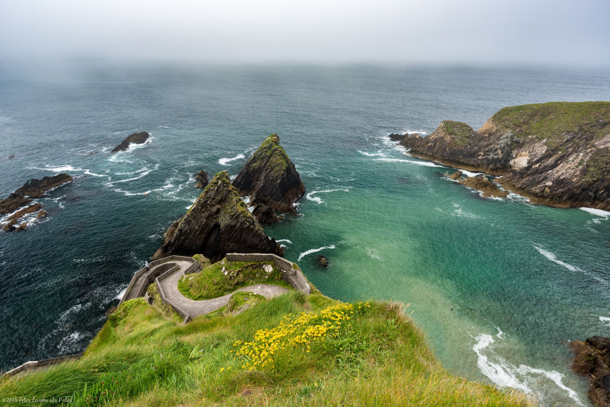 Dunquin Harbour, Ireland