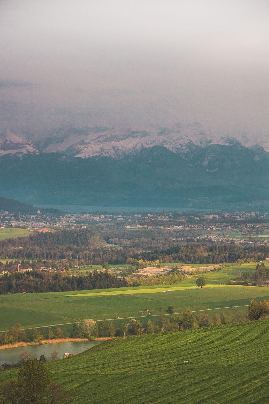 Gerzensee, Halten, Switzerland