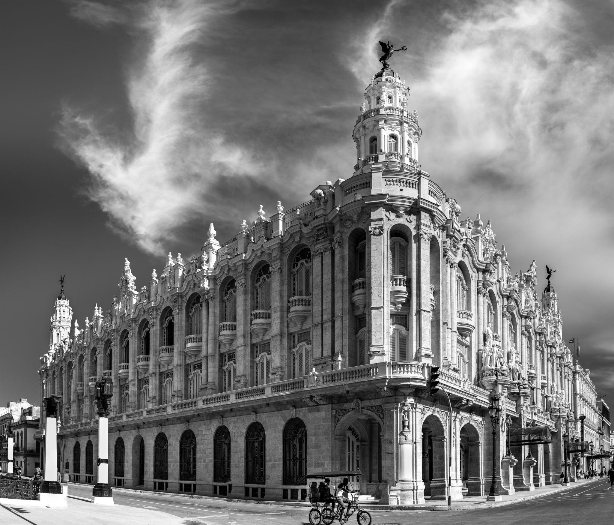 Great Theatre of Havana, Cuba