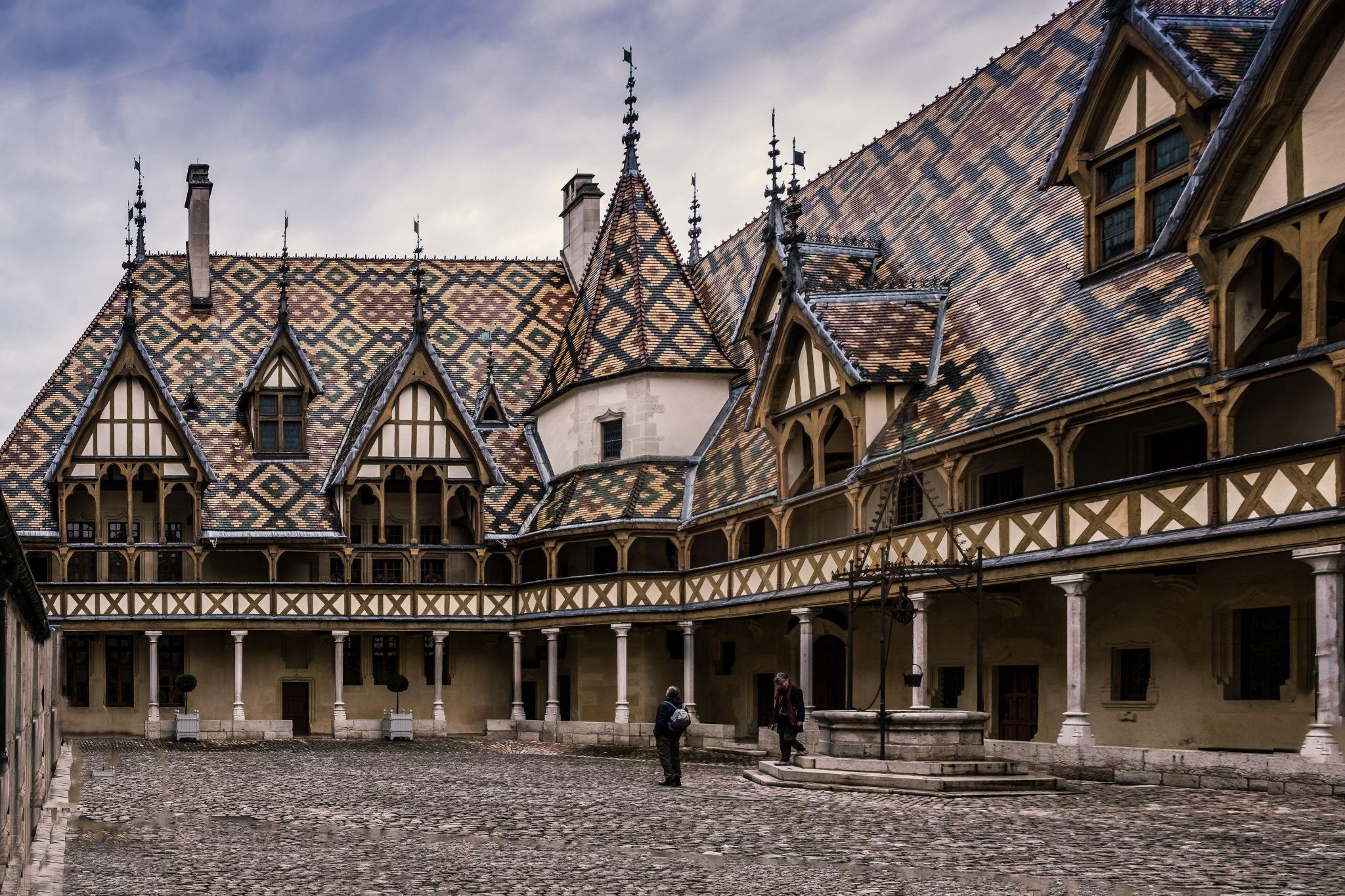 Hôtel Dieu (Hospices de Beaune), France