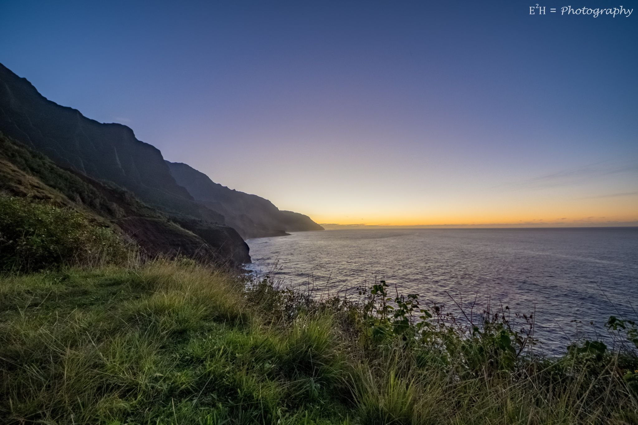 Kalalau Trail, Mile 8, Kauai, USA