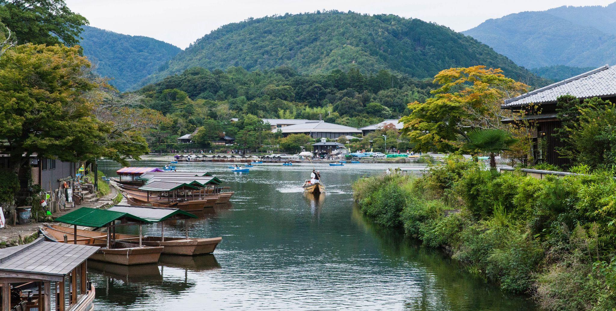 Katsura River, Japan