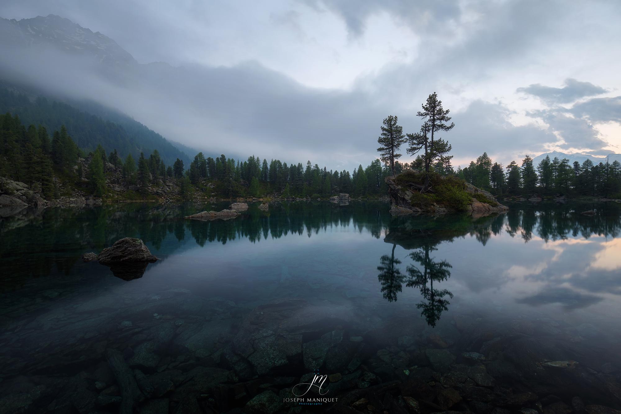 Lago di Saoseo, Switzerland