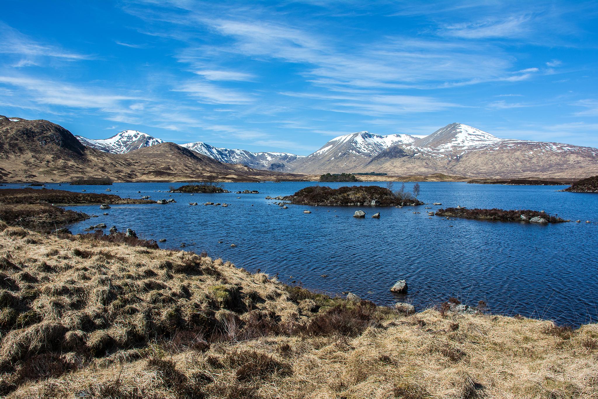 Lochan na h-Achlaise, Scotland, United Kingdom