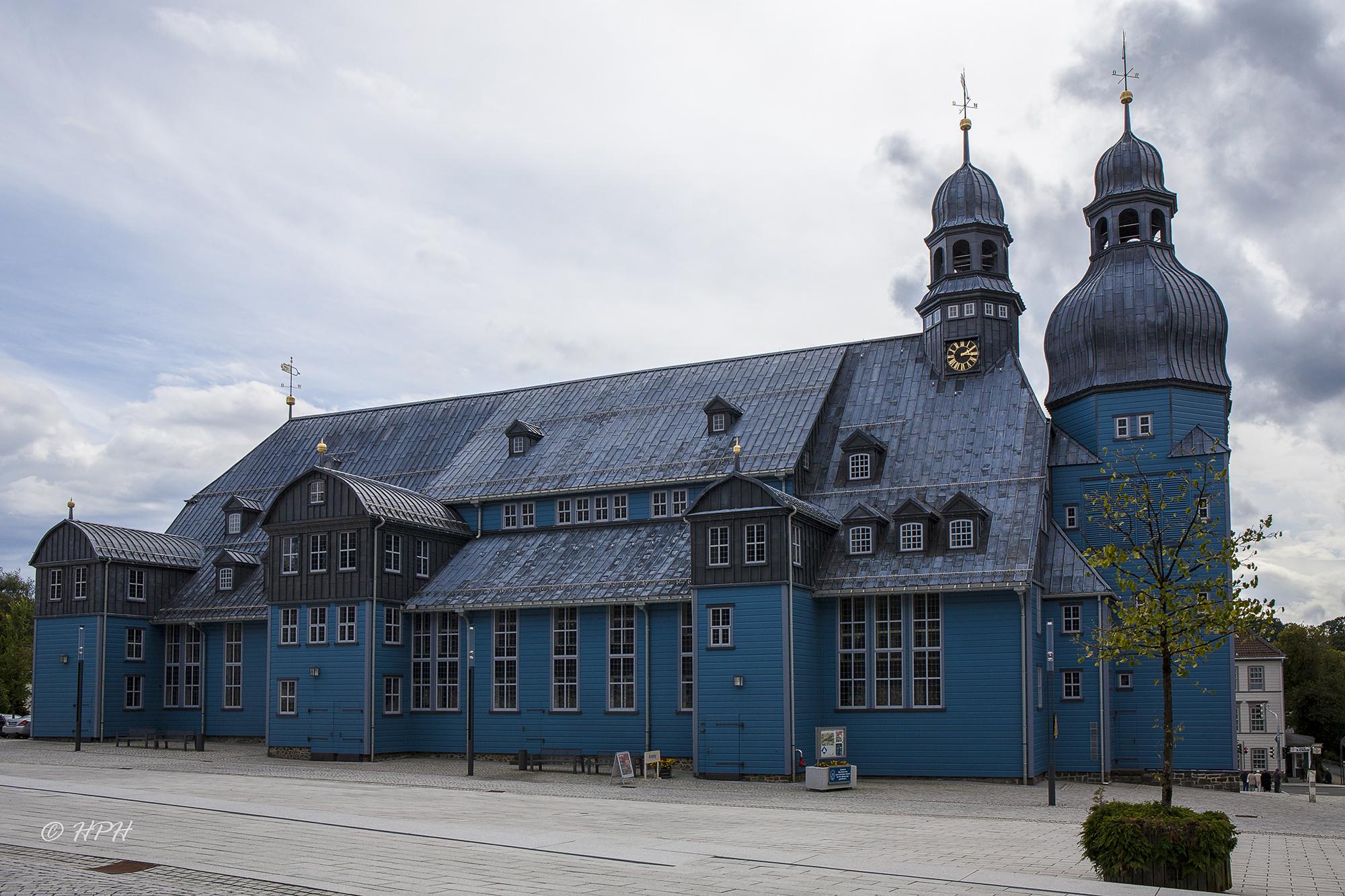 Marktkirche zum Heiligen Geist, Clausthal, Germany