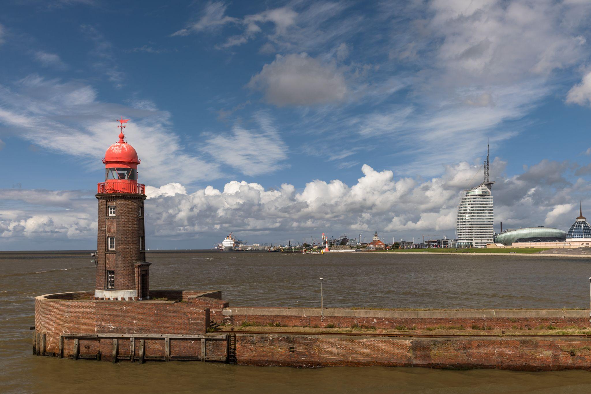 Molenturm Bremerhaven, Germany