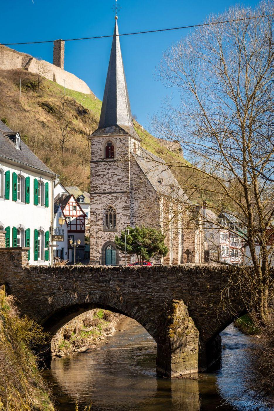 Monreal Church, Germany