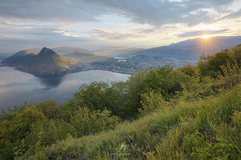Monte Brè, Switzerland