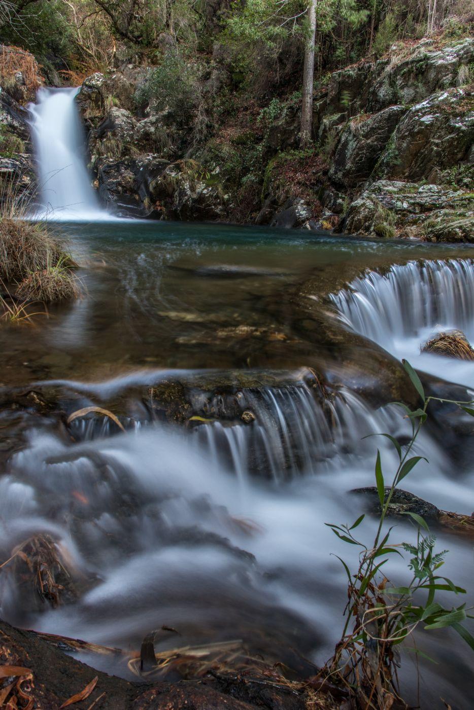 Quedas de Água de Paredes, Portugal