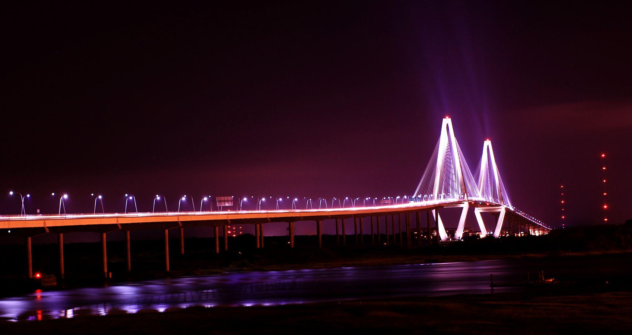 Ravenel Bridge, USA