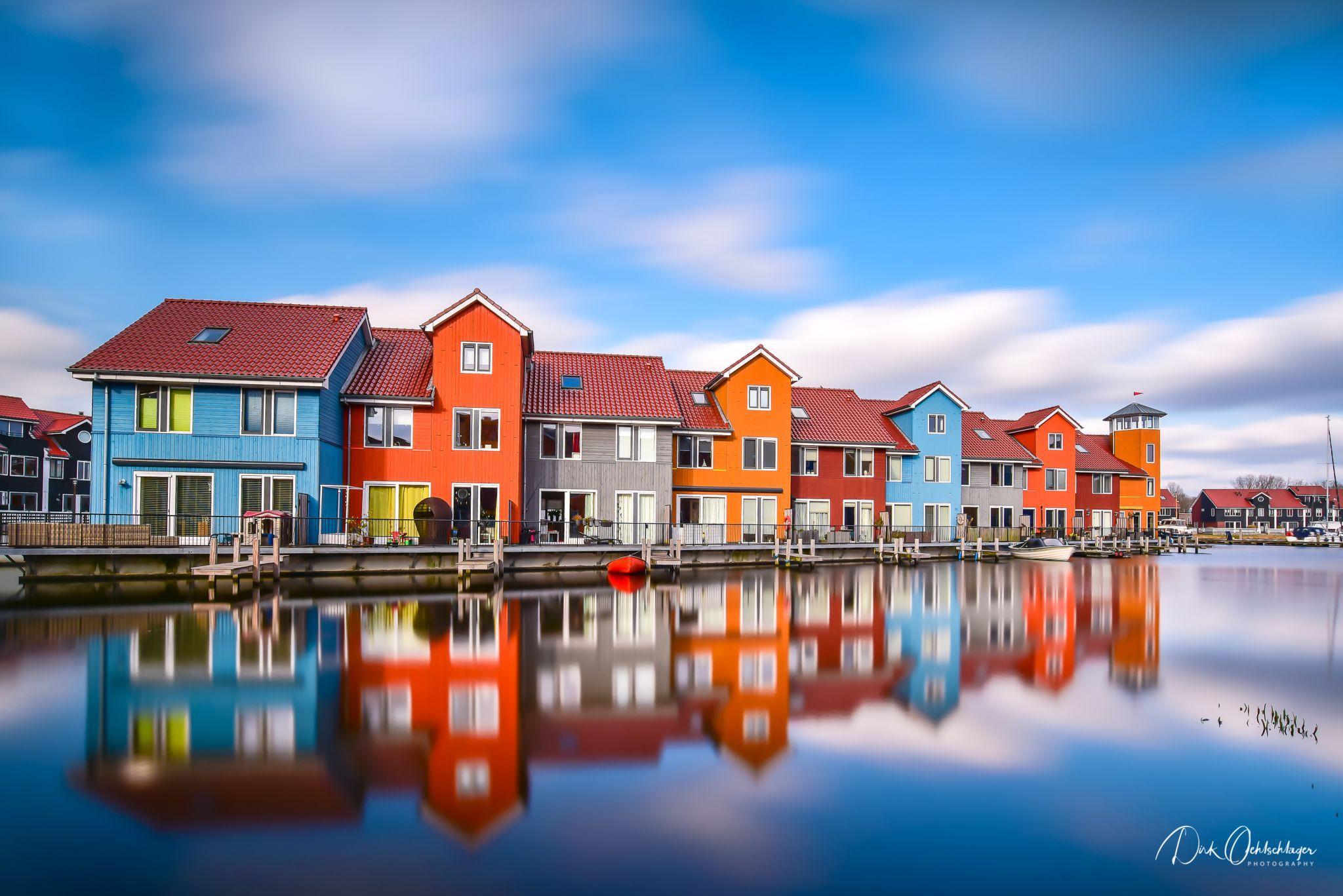 Reitdiephaven, Netherlands