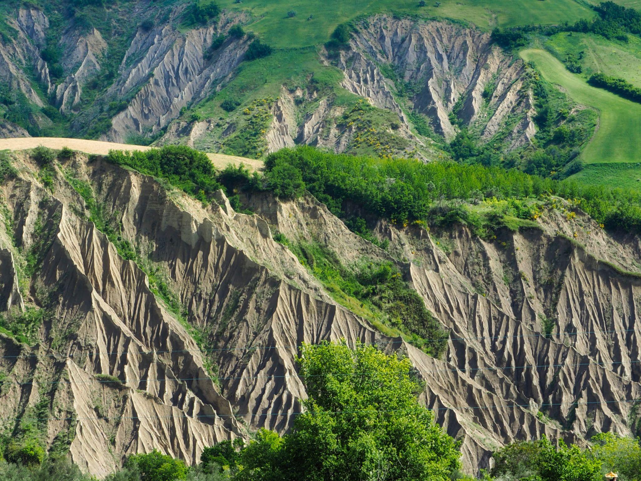 The Valleys of Atri, Italy