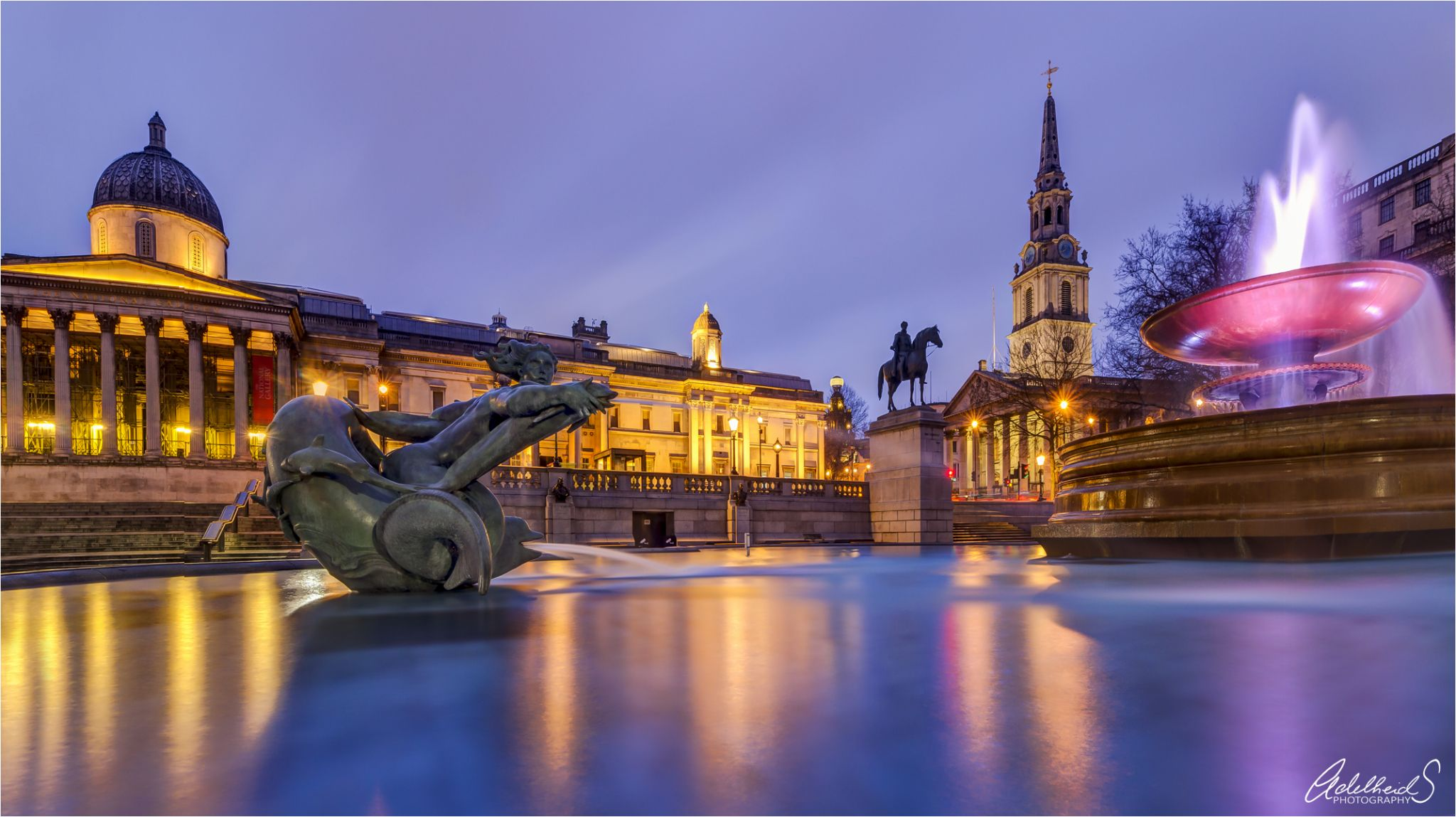 Trafalgar Square, United Kingdom