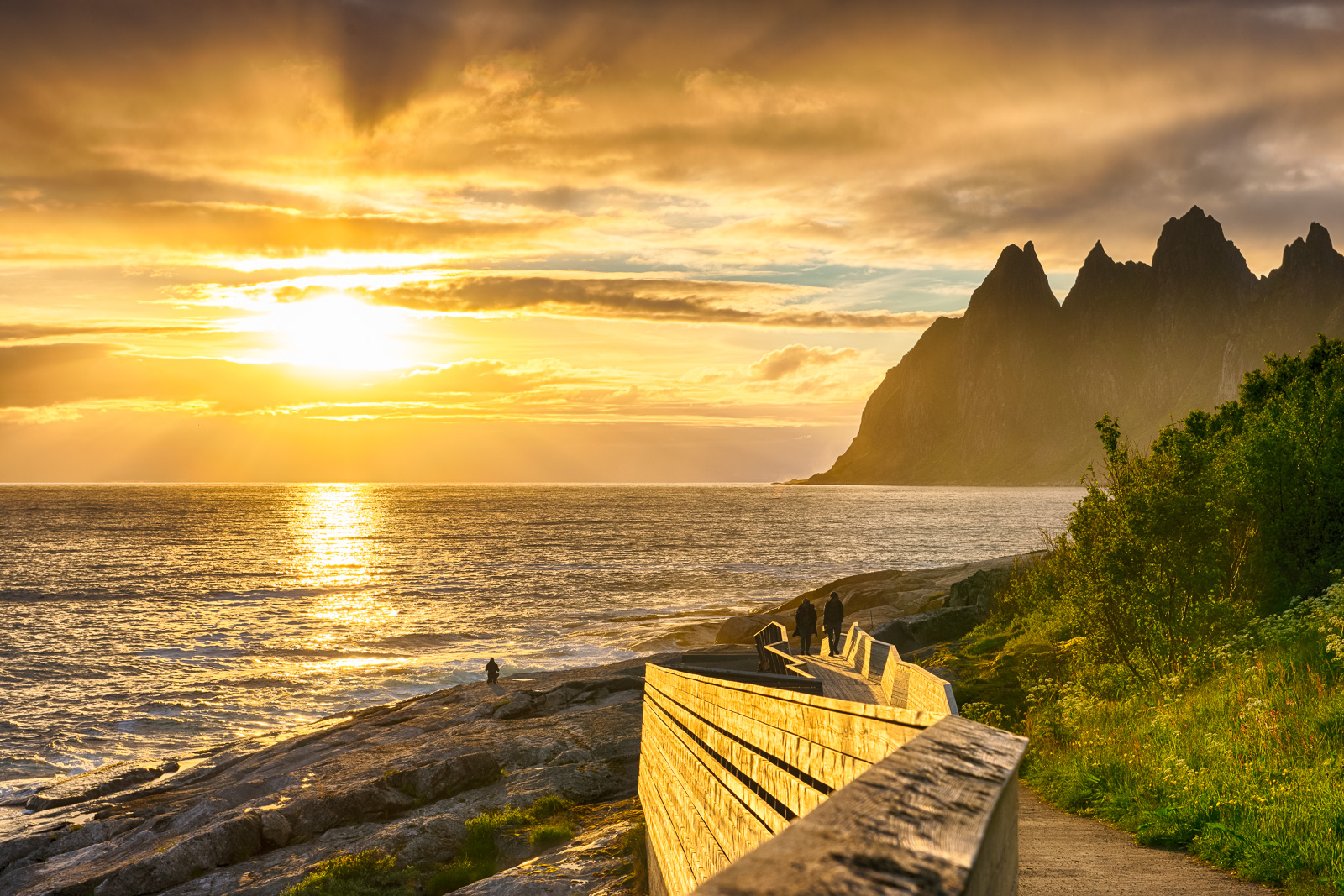 Tungeneset, Norway