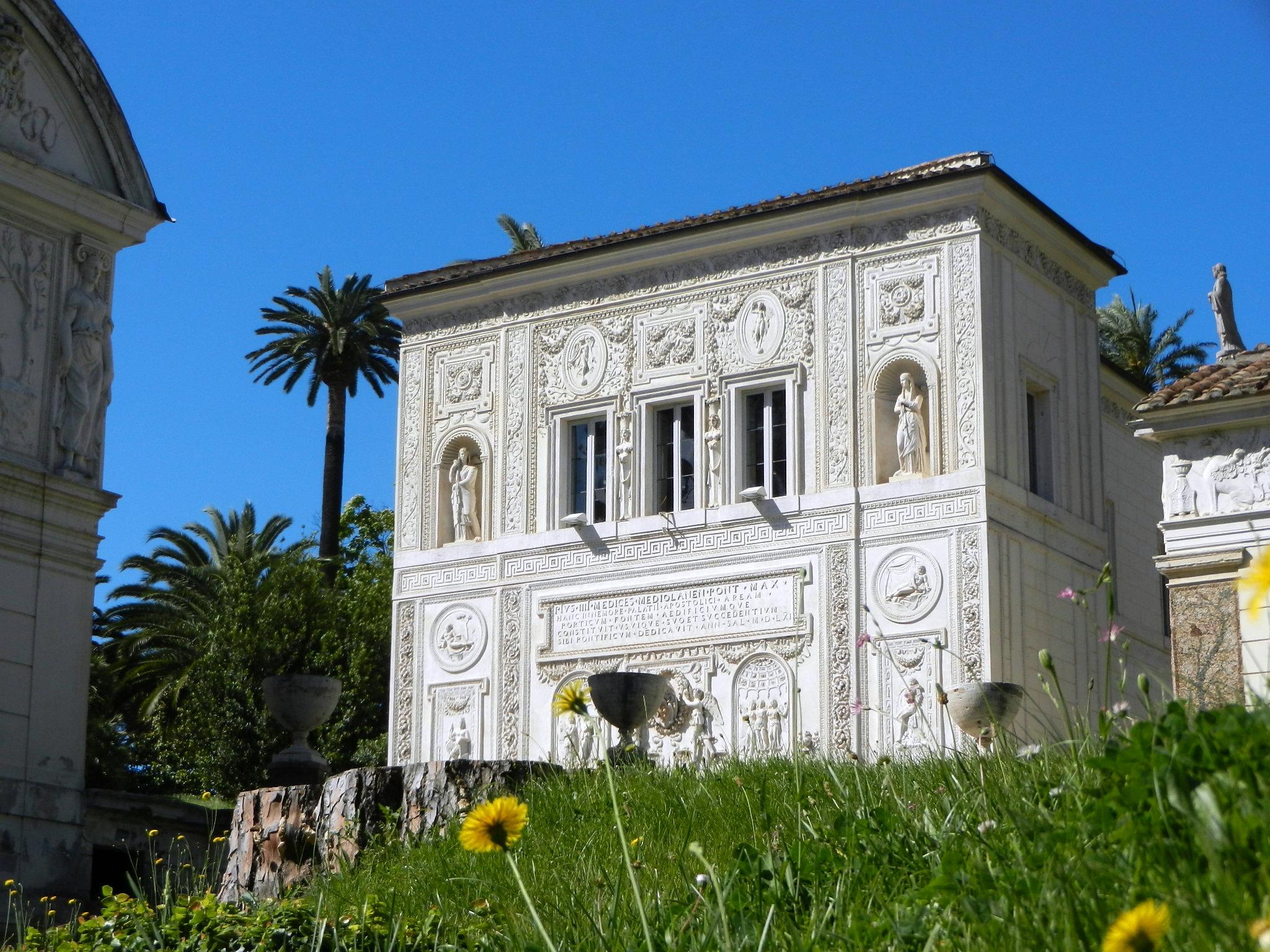 Vatican Garden's 'Little House', Vatican City State