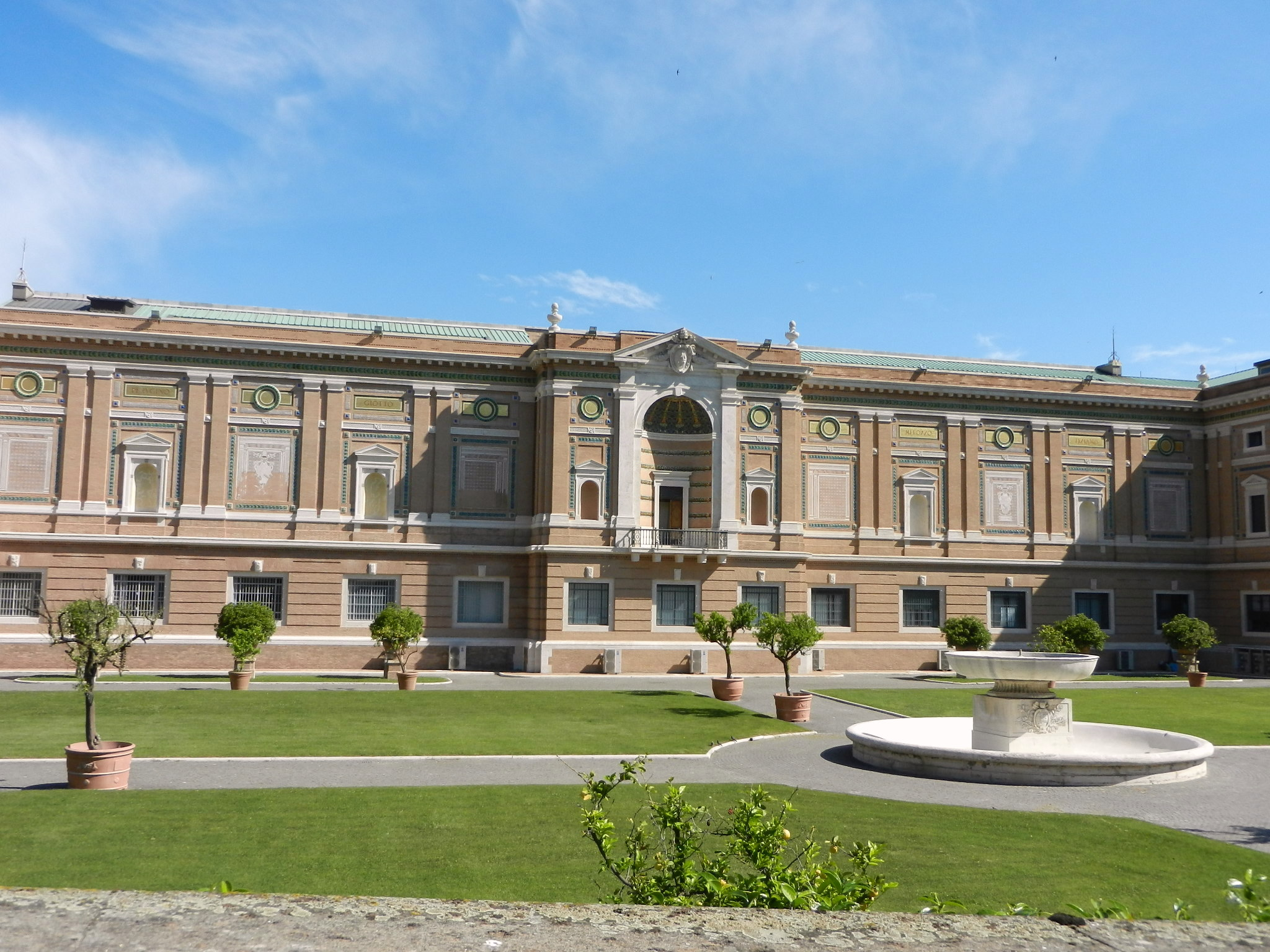 Vatican Gardens, Vatican City State