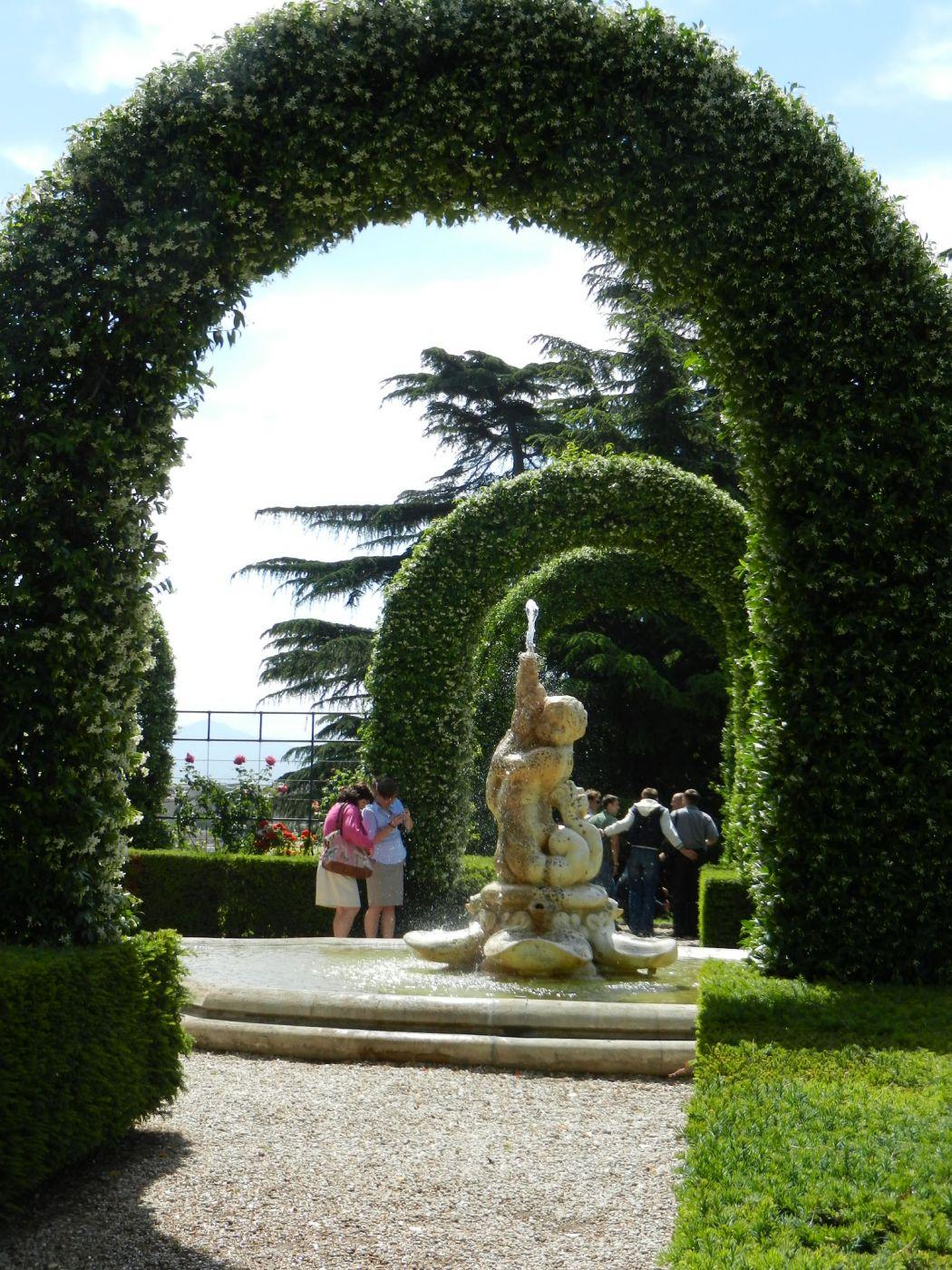 Vatican Rose Garden, Vatican City State