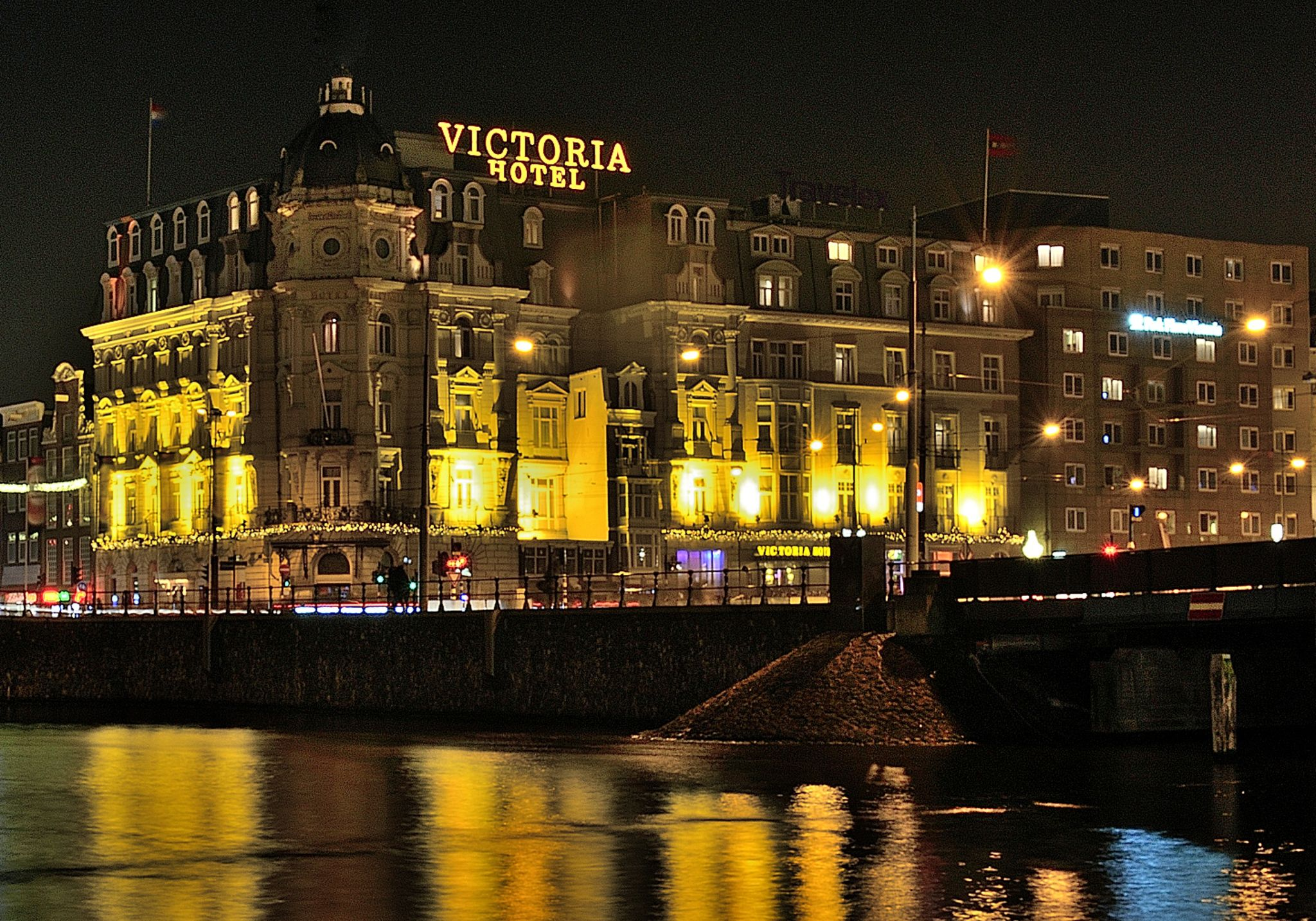 Victoria Hotel Amsterdam, Netherlands