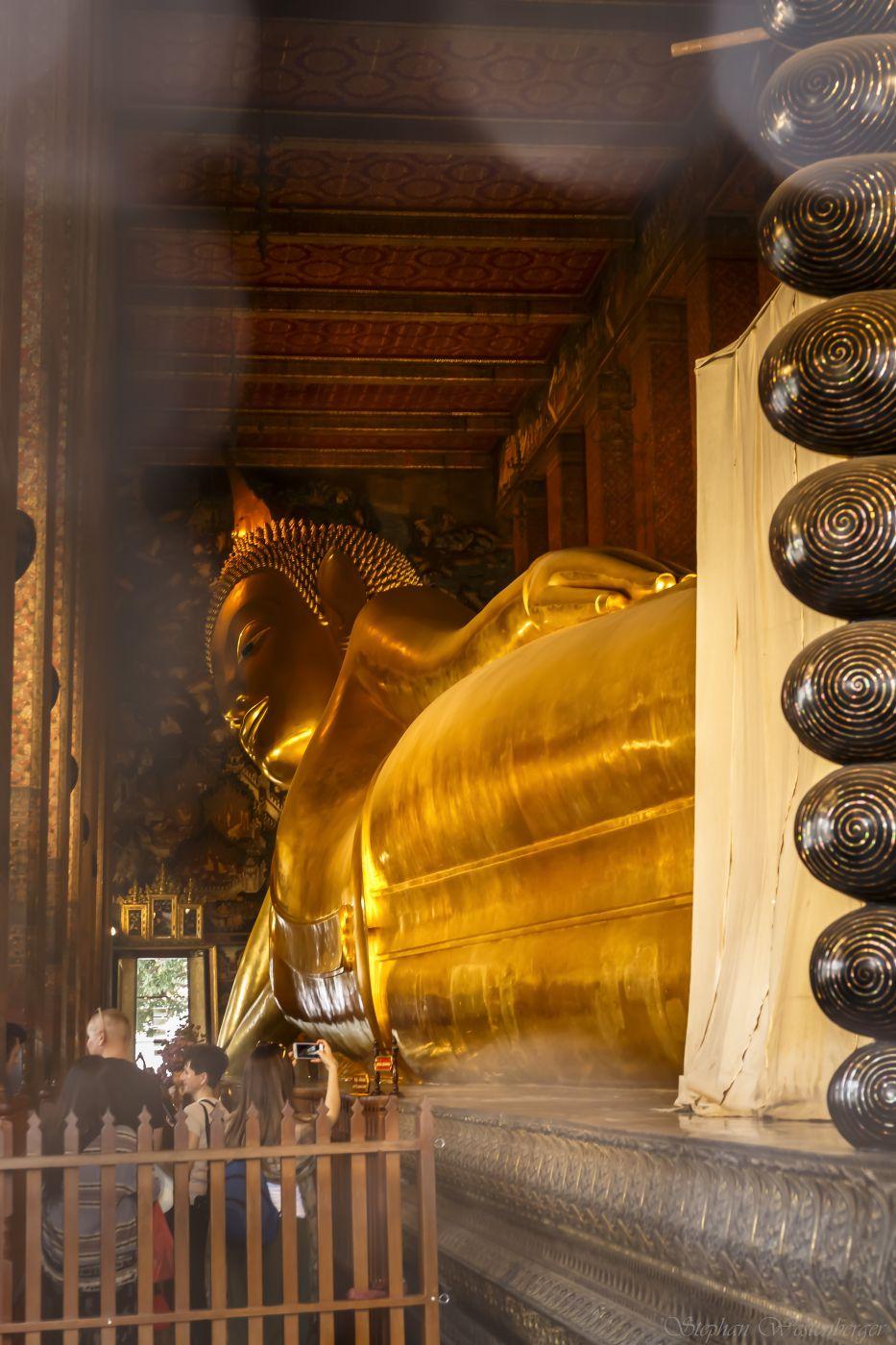 Wat Pho (Lying Buddha), Thailand