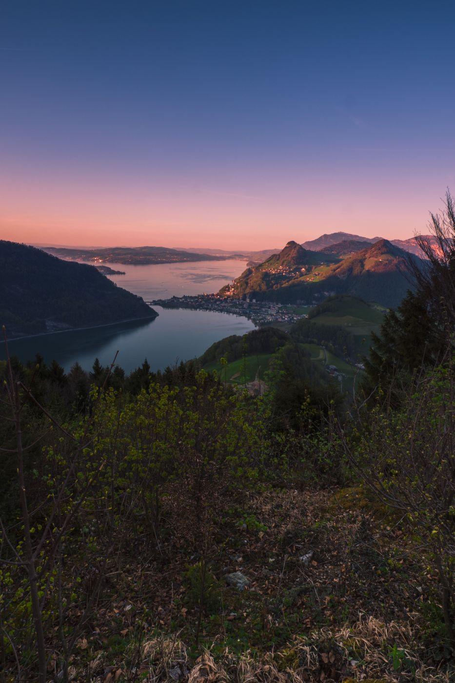 Zingel - Mueterschwandenberg, Switzerland