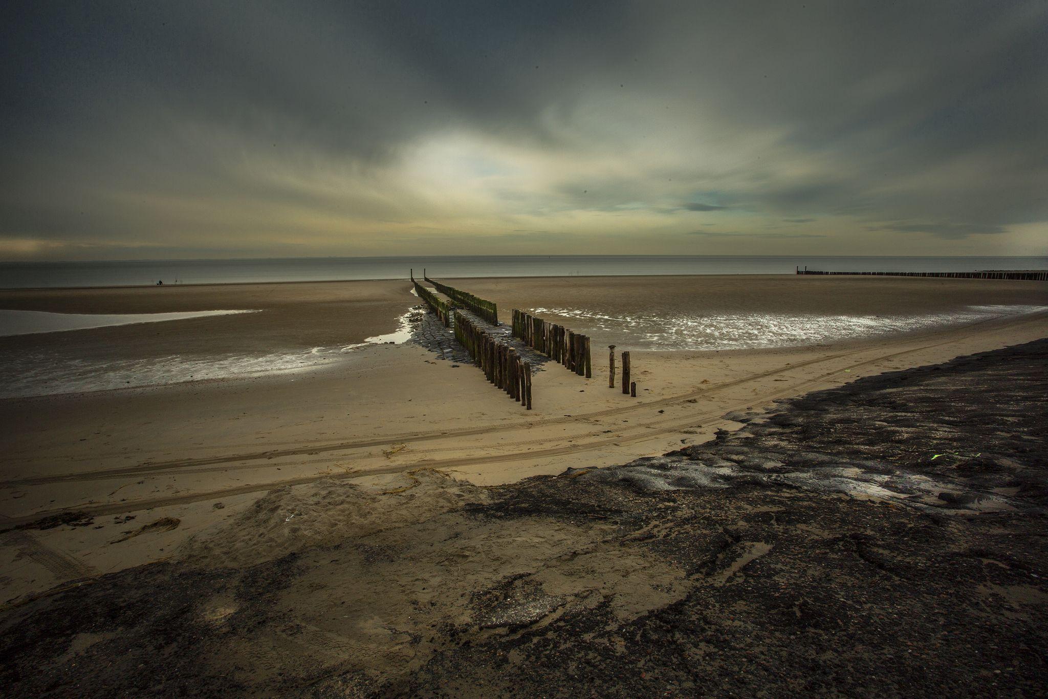 Zoutelande Beach, Netherlands