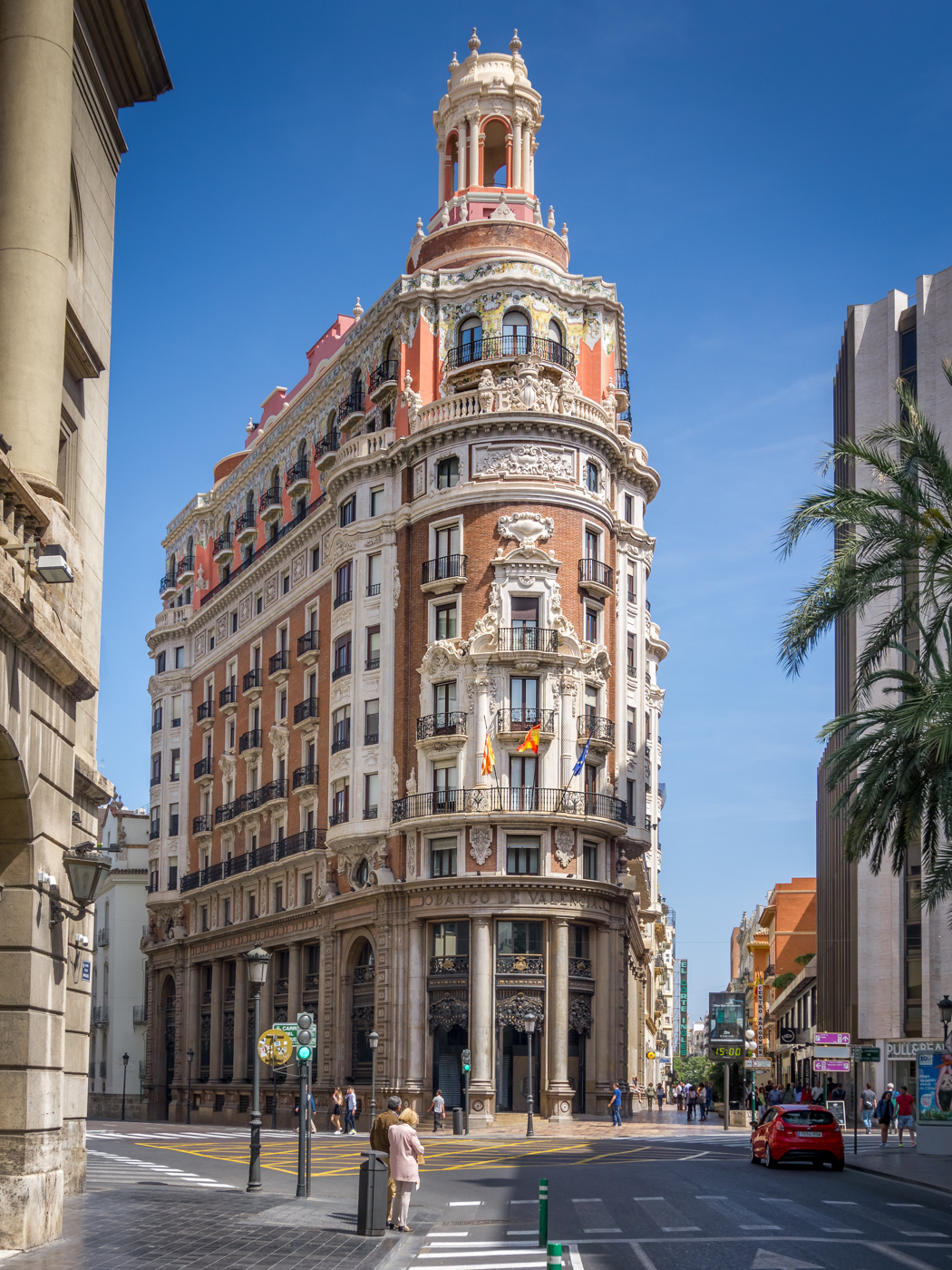 Bank of Valencia, Spain