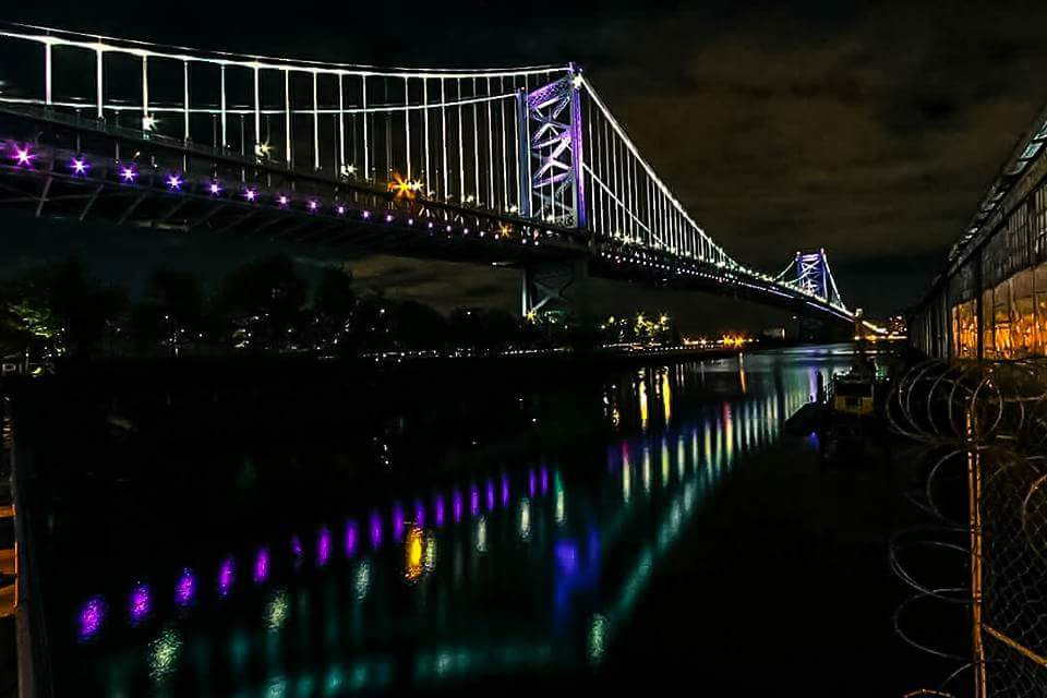 Ben Franklin Bridge, USA