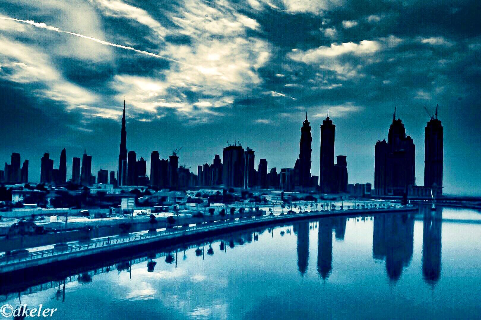 Canal Foor Bridge , Business Bay, United Arab Emirates