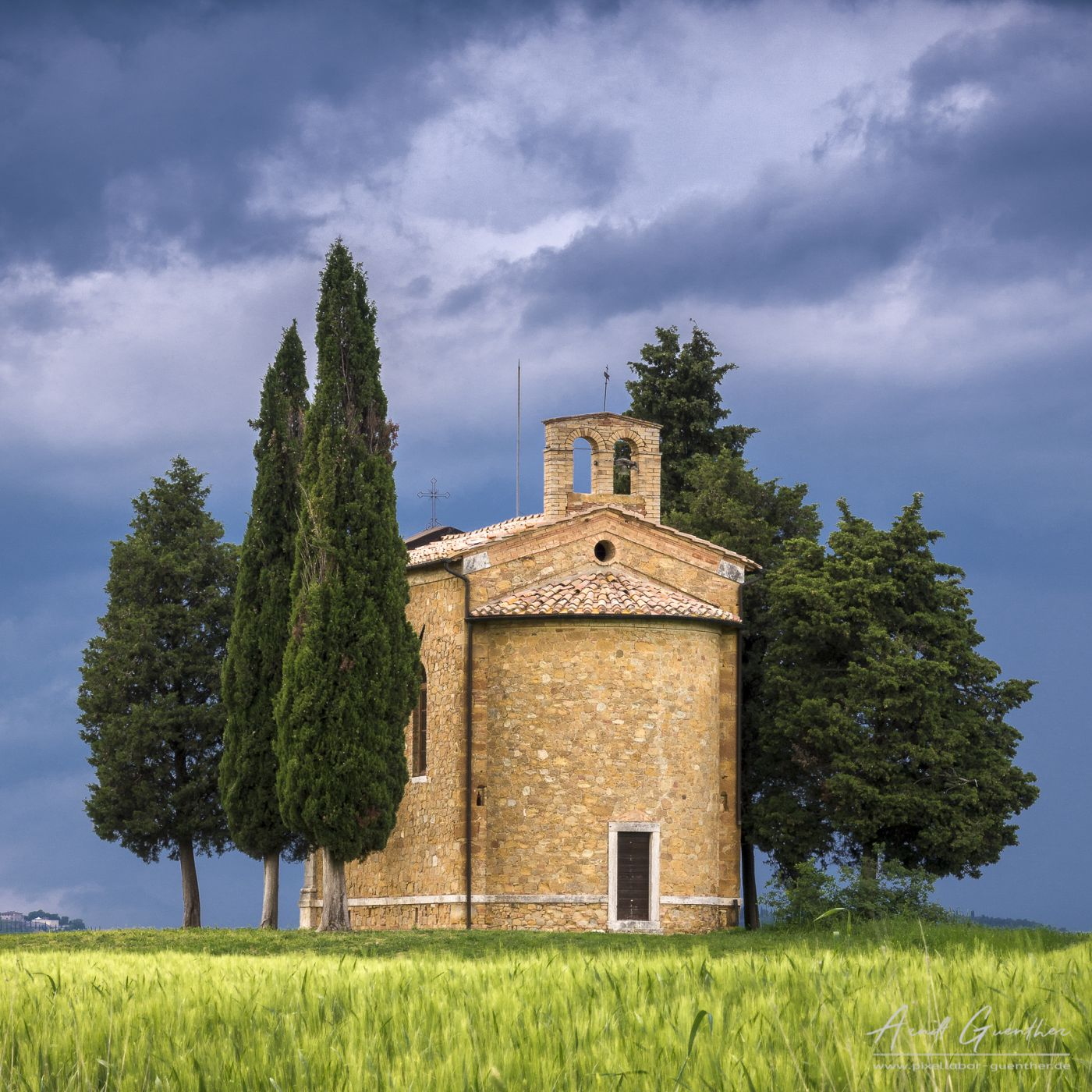 Cappella di Vitaleta, Italy