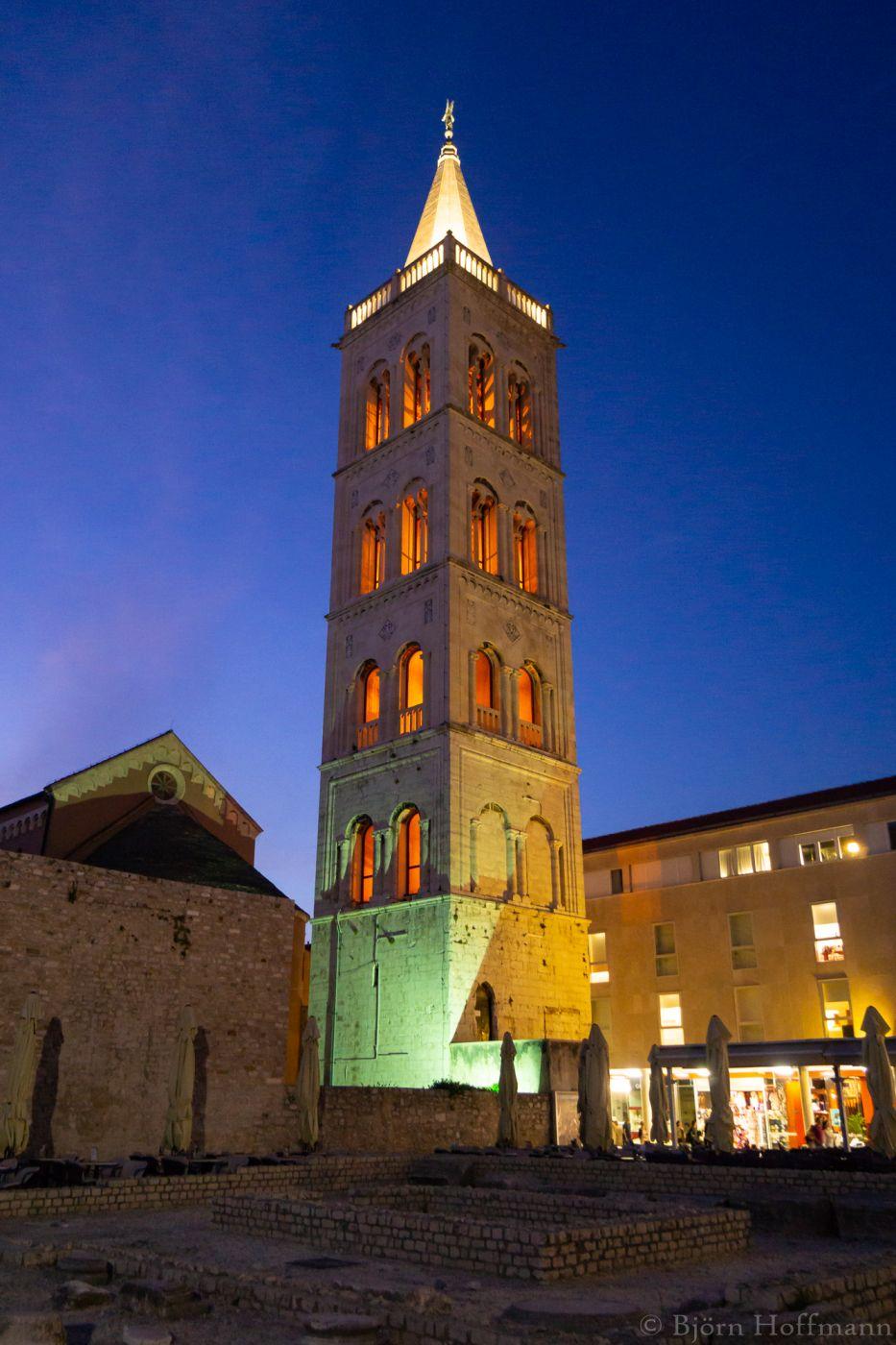 Church of St. Donatus, Zadar, Croatia
