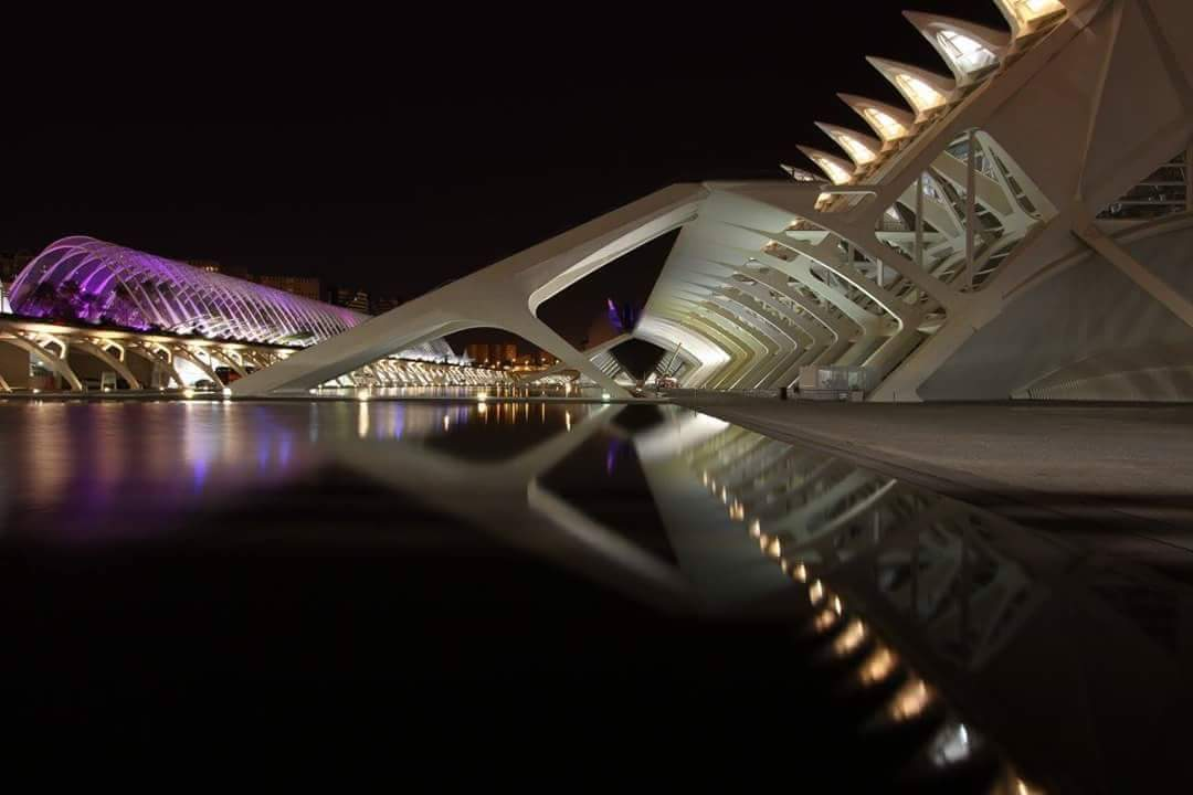 City of Arts and Science, Reflections, Spain