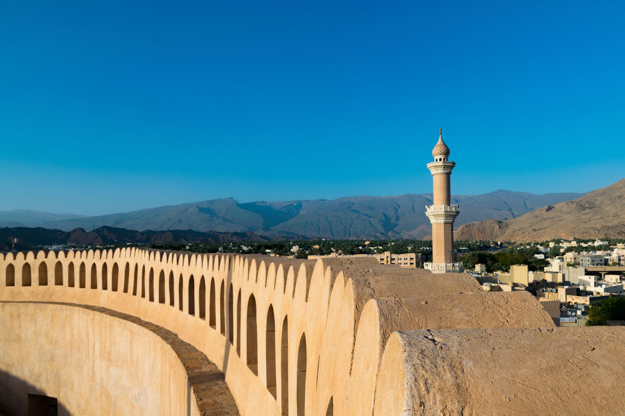 Fort Nizwa, Oman