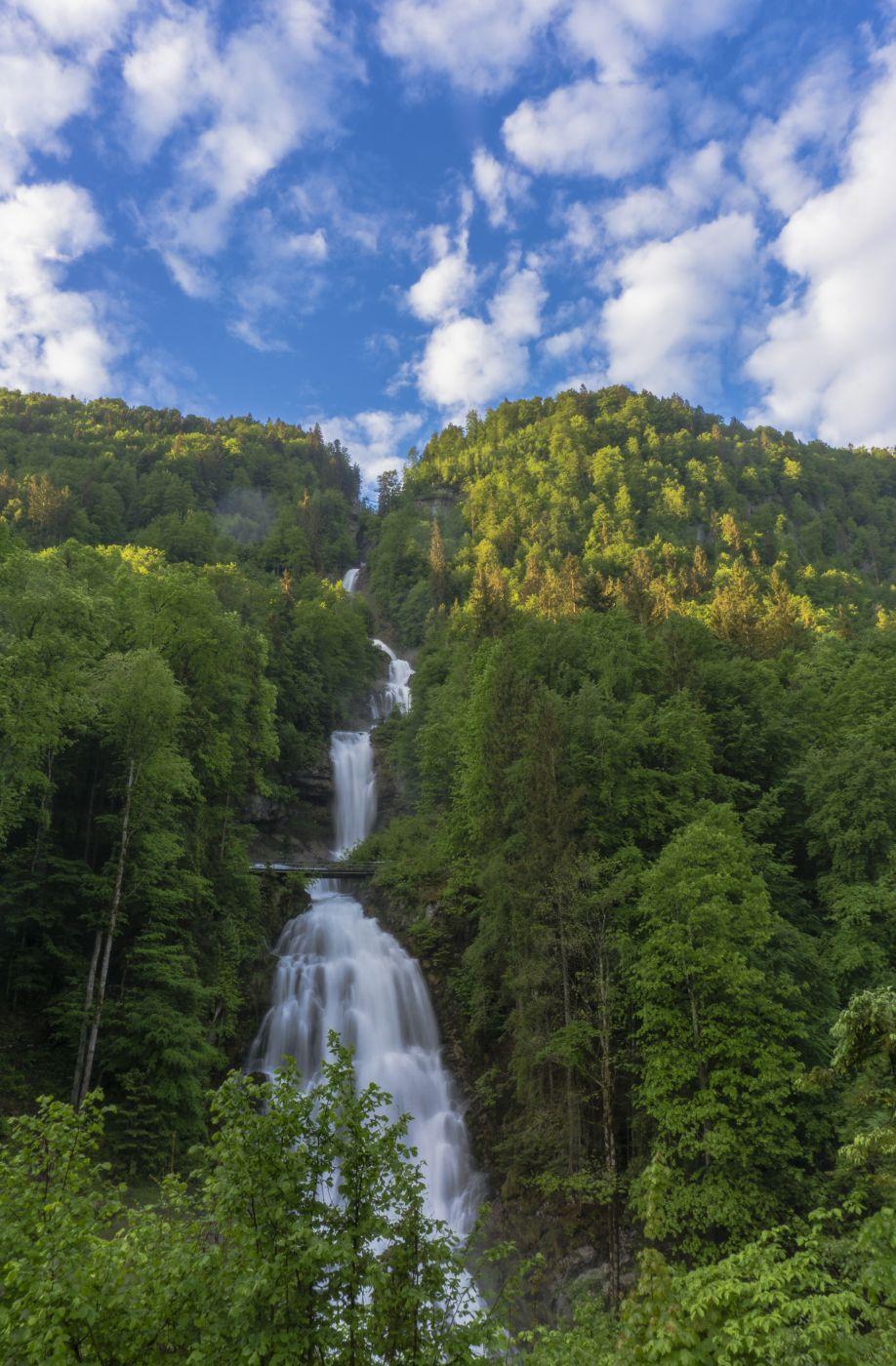 Giessbachfälle, Switzerland