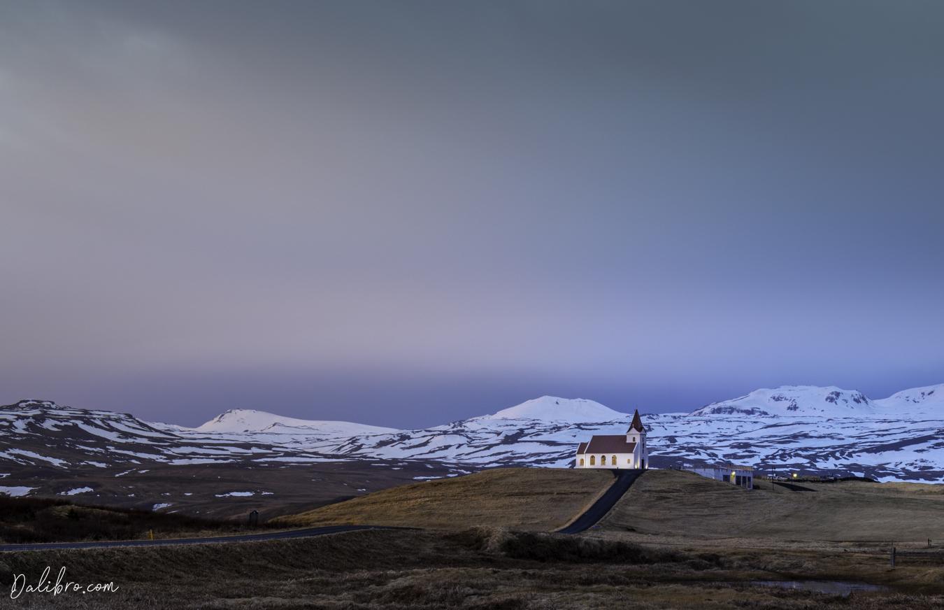 Ingjaldsholskirkja, Iceland, Iceland