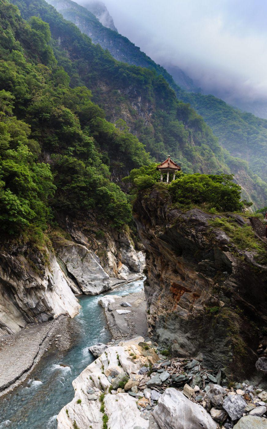 Lanting, Taroko Gorge, Taiwan, Taiwan
