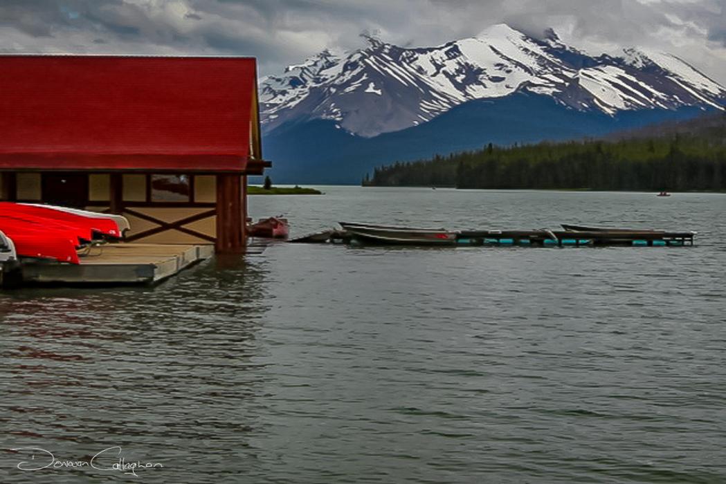 Maligne Lake (Jasper National Park), Canada