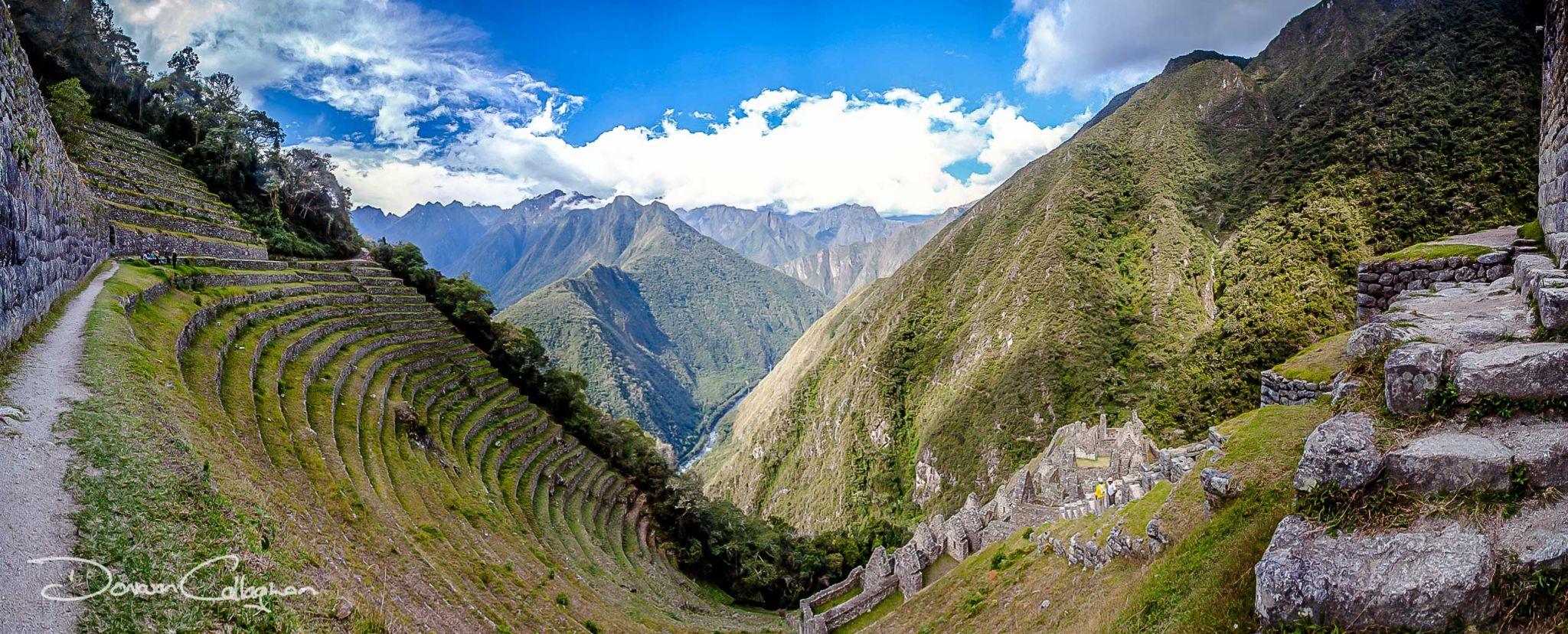 Mini Machu Picchu Winay Wayna, Peru