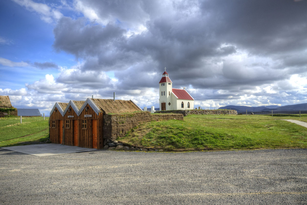 Modrudalur, Iceland